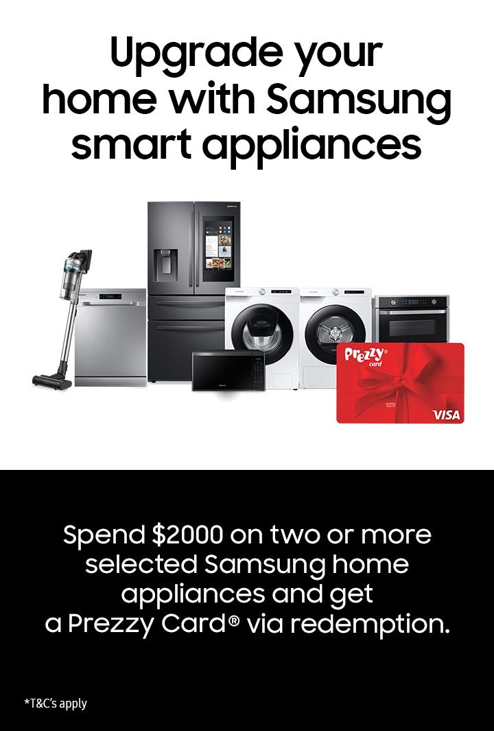 Samsung Makeover | Samsung NZ